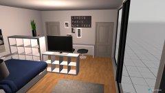 Raumgestaltung fafi in der Kategorie Schlafzimmer