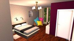 Raumgestaltung Family Room in der Kategorie Schlafzimmer