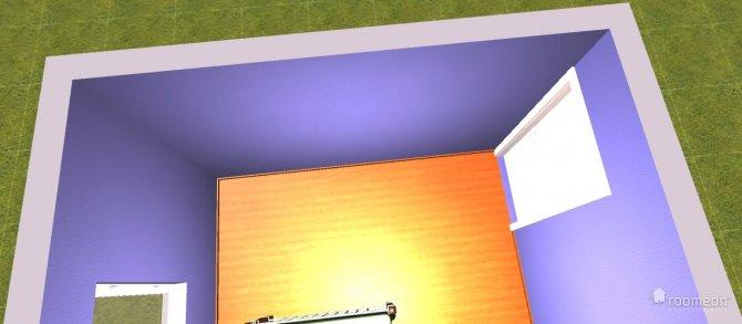 Raumgestaltung Farbe in der Kategorie Schlafzimmer