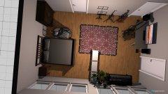 Raumgestaltung FelixZimmer in der Kategorie Schlafzimmer
