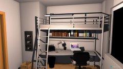 Raumgestaltung Fertig in der Kategorie Schlafzimmer