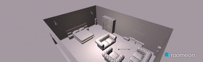 Raumgestaltung fggh in der Kategorie Schlafzimmer