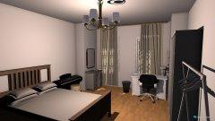Raumgestaltung Finowstraße in der Kategorie Schlafzimmer