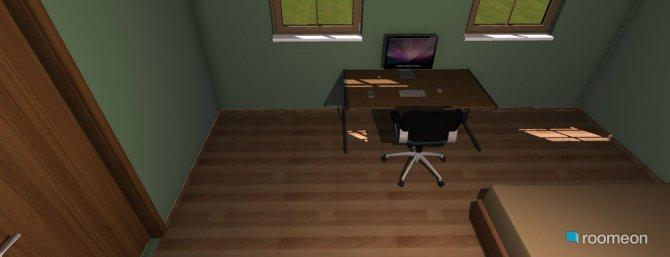 Raumgestaltung First house in der Kategorie Schlafzimmer