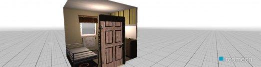 Raumgestaltung first small in der Kategorie Schlafzimmer