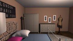 Raumgestaltung first try in der Kategorie Schlafzimmer