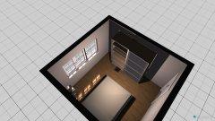 Raumgestaltung Fliederstrasse 15a, Schlafzimmer in der Kategorie Schlafzimmer
