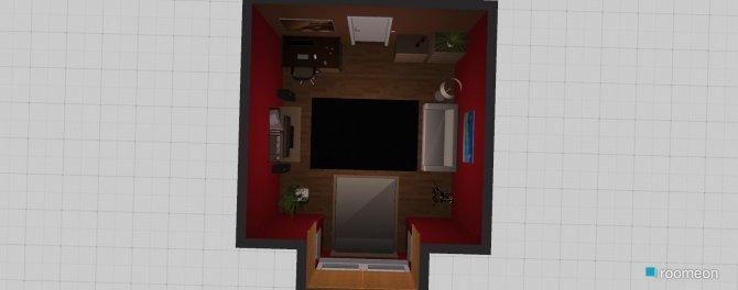 Raumgestaltung Flo's Zimmer in der Kategorie Schlafzimmer