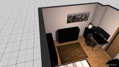 Raumgestaltung Flo Zimmer in der Kategorie Schlafzimmer