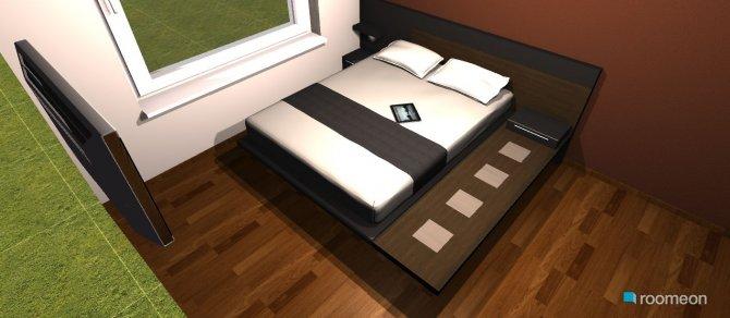 Raumgestaltung flo1 in der Kategorie Schlafzimmer