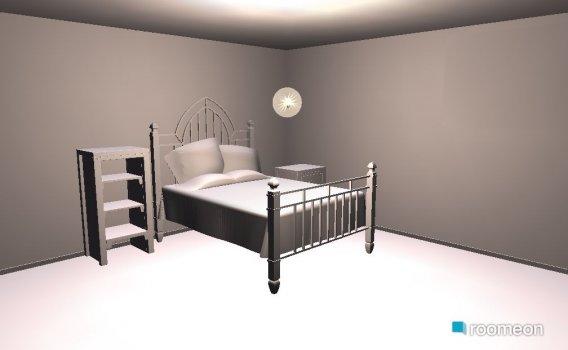 Raumgestaltung floorplans in der Kategorie Schlafzimmer