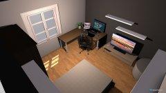 Raumgestaltung Floris zimmer in der Kategorie Schlafzimmer