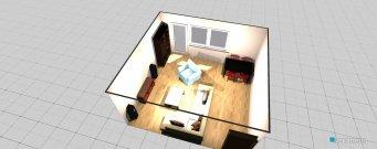 Raumgestaltung fodeilöed in der Kategorie Schlafzimmer