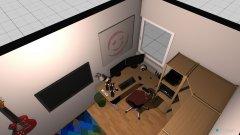Raumgestaltung Friedenstr. 13 in der Kategorie Schlafzimmer