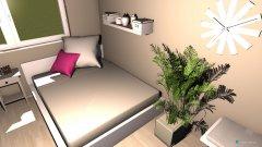 Raumgestaltung fug in der Kategorie Schlafzimmer