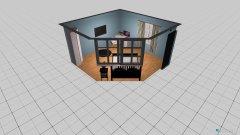 Raumgestaltung Fun Bedroom in der Kategorie Schlafzimmer