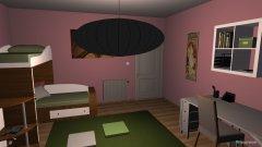 Raumgestaltung FUN  in der Kategorie Schlafzimmer