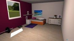 Raumgestaltung fuzltg in der Kategorie Schlafzimmer