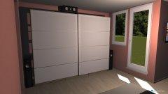 Raumgestaltung gabi szoba in der Kategorie Schlafzimmer