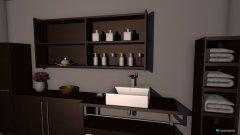Raumgestaltung Gabinete 1 in der Kategorie Schlafzimmer