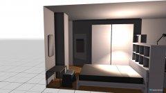 Raumgestaltung Gabys Zimmer in der Kategorie Schlafzimmer