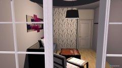 Raumgestaltung Gäste in der Kategorie Schlafzimmer
