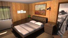 Raumgestaltung Gästezimmer 01 in der Kategorie Schlafzimmer