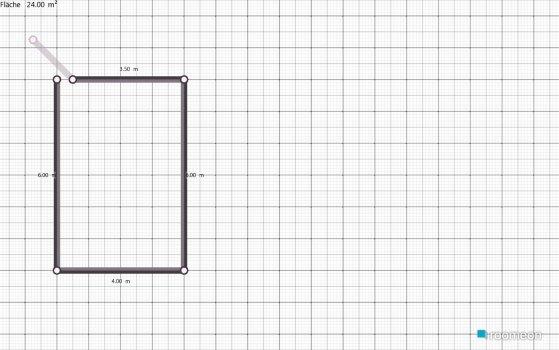 Raumgestaltung Gästezimmer 2 in der Kategorie Schlafzimmer