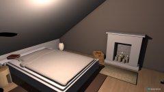 Raumgestaltung Gästezimmer a in der Kategorie Schlafzimmer
