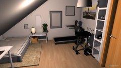 Raumgestaltung Gästezimmer b in der Kategorie Schlafzimmer