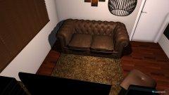 Raumgestaltung Gästezimmer Dad in der Kategorie Schlafzimmer