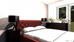 Raumgestaltung Gästezimmer Erdgeschoss in der Kategorie Schlafzimmer