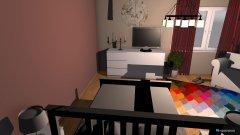 Raumgestaltung Gästezimmer oben links in der Kategorie Schlafzimmer