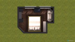 Raumgestaltung Gästezimmer Obergeschoss in der Kategorie Schlafzimmer
