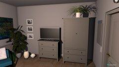Raumgestaltung Gästezimmer in der Kategorie Schlafzimmer