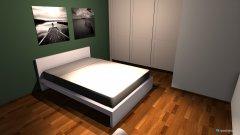 Raumgestaltung gapka in der Kategorie Schlafzimmer