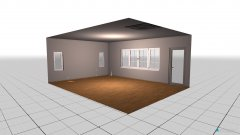 Raumgestaltung garden inside in der Kategorie Schlafzimmer