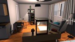 Raumgestaltung genter2 in der Kategorie Schlafzimmer