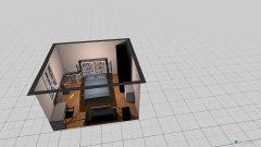 Raumgestaltung Geri es Viki szobája in der Kategorie Schlafzimmer