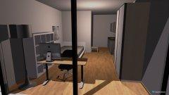 Raumgestaltung Germania Campus in der Kategorie Schlafzimmer