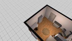 Raumgestaltung gerrits zimmer 2 in der Kategorie Schlafzimmer