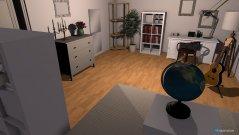 Raumgestaltung gerrits zimmer in der Kategorie Schlafzimmer