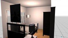 Raumgestaltung ggf. neues Schlafzimmer in der Kategorie Schlafzimmer