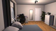 Raumgestaltung gießen rooom in der Kategorie Schlafzimmer
