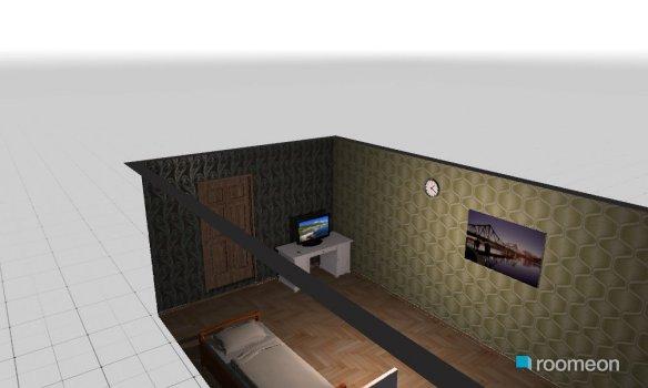 Raumgestaltung giorgi in der Kategorie Schlafzimmer