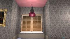 Raumgestaltung GIRLY ROOM in der Kategorie Schlafzimmer