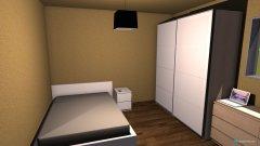 Raumgestaltung gjumi in der Kategorie Schlafzimmer