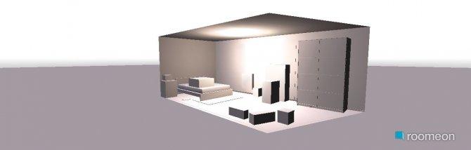 Raumgestaltung good morning in der Kategorie Schlafzimmer