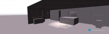 Raumgestaltung GOOD NIGHT in der Kategorie Schlafzimmer