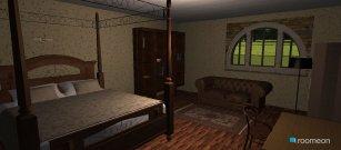 Raumgestaltung grand clasique in der Kategorie Schlafzimmer